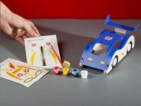 Stanley Jr. zelfbouwkit Racewagen-Afbeelding 1