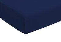 Romanette Hoeslaken marine double jersey