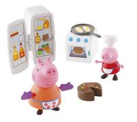 Speelset Peppa Pig De keuken van Peppa