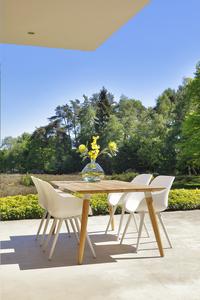 Hartman chaise de jardin Sophie Organic Studio blanc - 2 pièces-Image 2