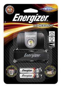 Energizer lampe frontale LED