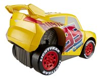 Auto Disney Cars 3 Revvin' action Rust-eze Cruz Ramirez-Achteraanzicht