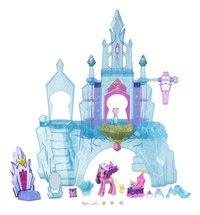 My Little Pony speelset Explore Equestria Crystal Empire Castle
