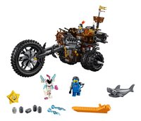 LEGO The Movie 2 70834 Metaalbaards heavy metal trike!-Vooraanzicht