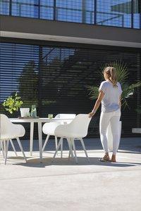 Hartman chaise de jardin Sophie Organic Studio blanc - 2 pièces-Image 6