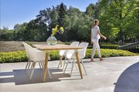 Hartman chaise de jardin Sophie Organic Studio blanc - 2 pièces-Image 7