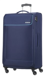 American Tourister Valise souple Funshine Spinner orion blue 79 cm-Avant