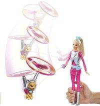 Barbie poupée mannequin  Aventures dans les étoiles avec Pupcorn-Image 2
