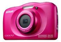 Nikon appareil photo numérique Coolpix W100 rose-Côté droit