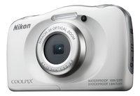 Nikon appareil photo numérique Coolpix W100 blanc-Côté droit