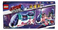 LEGO The LEGO Movie 2 70828 Le bus discothèque-Avant