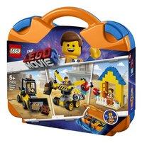 LEGO The LEGO Movie 2 70832 La boîte à construction d'Emmet !-Côté droit