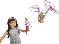 Barbie poupée mannequin  Aventures dans les étoiles avec Pupcorn-Image 1