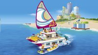 LEGO Friends 41317 Sunshine Catamaran-Afbeelding 2