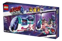 LEGO The LEGO Movie 2 70828 Le bus discothèque-Côté droit