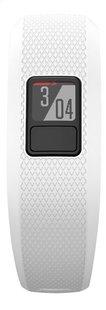 Garmin bracelet connecté Vivofit 3 M blanc