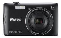 Nikon appareil photo numérique Coolpix A300 noir