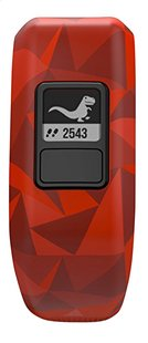 Garmin smartband Vivofit junior lava red