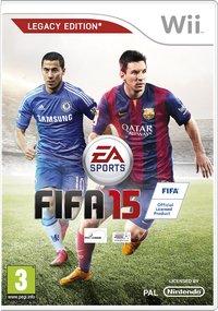 Wii Fifa 15 Legacy Edition FR/NL