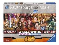 Ravensburger puzzle panorama Disney Star Wars Classic