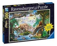 Ravensburger puzzel Dieren bij de drinkplaats