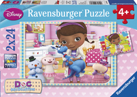 Ravensburger 2-in-1-puzzel Doc McStuffins