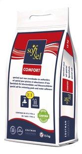 Soft sel zwembadzout Comfort 15 kg