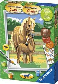 Ravensburger Schilderen op nummer: Paardenliefde