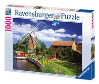 Ravensburger puzzle Moulin à vent pittoresque