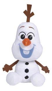 Peluche Disney La Reine des Neiges II Olaf phosphorescent 25 cm-Avant