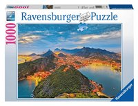 Ravensburger puzzel Guanabara Bay, Rio de Janeiro