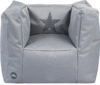 Jollein fauteuil pour enfant Faded Star gris