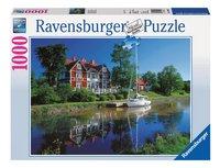 Ravensburger puzzle Canal Göta, Suède