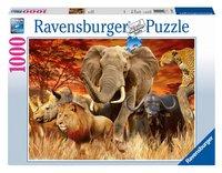 Ravensburger puzzel The Big Five