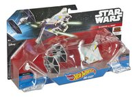 Hot Wheels vaisseaux spatiaux Star Wars TIE Fighter vs Ghost