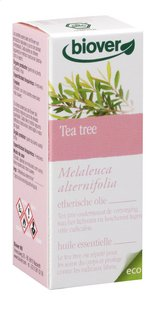 Biover Etherische olie 10 ml tea tree - 6 stuks-Artikeldetail