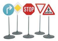 Set de 5 panneaux de signalisation