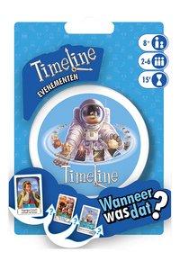 TimeLine Evenementen-Vooraanzicht