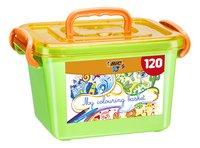 Bic My colouring basket - 120 pièces-Côté gauche