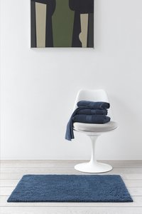 Casilin Tapis de bain Havana dark denim-Image 1