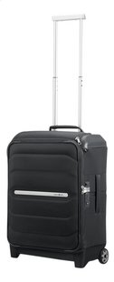Samsonite zachte reistrolley Flux Soft Upright Black 55 cm-Afbeelding 1
