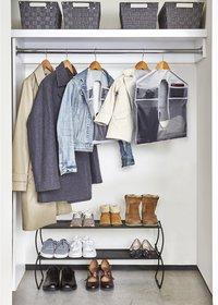Umbra Organiser voor kleerhanger Stash - 2 stuks-Afbeelding 1