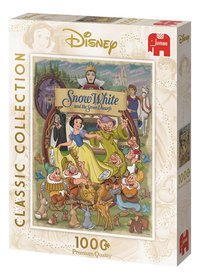 Jumbo puzzel Disney Princess Sneeuwwitje Classic Collection-Rechterzijde