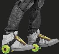 Y Volution Neon Street rollers vert-Image 1