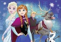 Ravensburger Puzzel 2-in-1 Disney Frozen Noorderlichten-Vooraanzicht