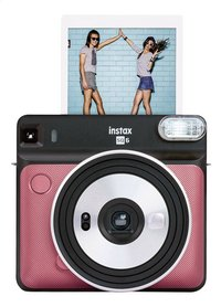 Fujifilm appareil photo instax Square SQ6 Ruby Red-Détail de l'article