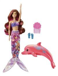 Barbie speelset Magische dolfijn Zeemeermin Isla