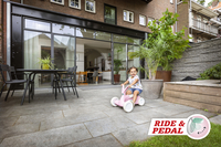Berg porteur/tricycle GO² rose-Image 2