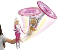 Barbie mannequinpop Star Light Avontuur met Pupcorn-Afbeelding 3