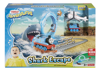 Fisher-Price set de jeu Thomas & ses amis Adventures Shark Escape